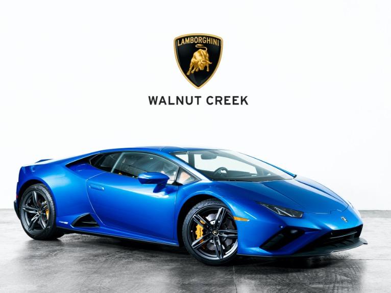 Used 2020 Lamborghini Huracan RWD for sale $234,950 at The Luxury Collection Walnut Creek in Walnut Creek CA