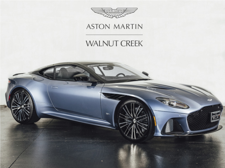 New 2020 Aston Martin DBS Superleggera for sale $336,086 at The Luxury Collection Walnut Creek in Walnut Creek CA