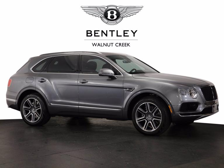 Used 2019 Bentley Bentayga V8 for sale $146,550 at The Luxury Collection Walnut Creek in Walnut Creek CA
