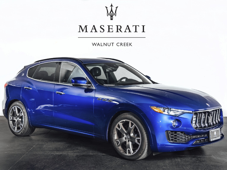 New 2019 Maserati Levante S for sale $98,540 at The Luxury Collection Walnut Creek in Walnut Creek CA