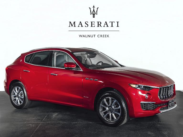 New 2020 Maserati Levante GranLusso for sale $90,985 at The Luxury Collection Walnut Creek in Walnut Creek CA