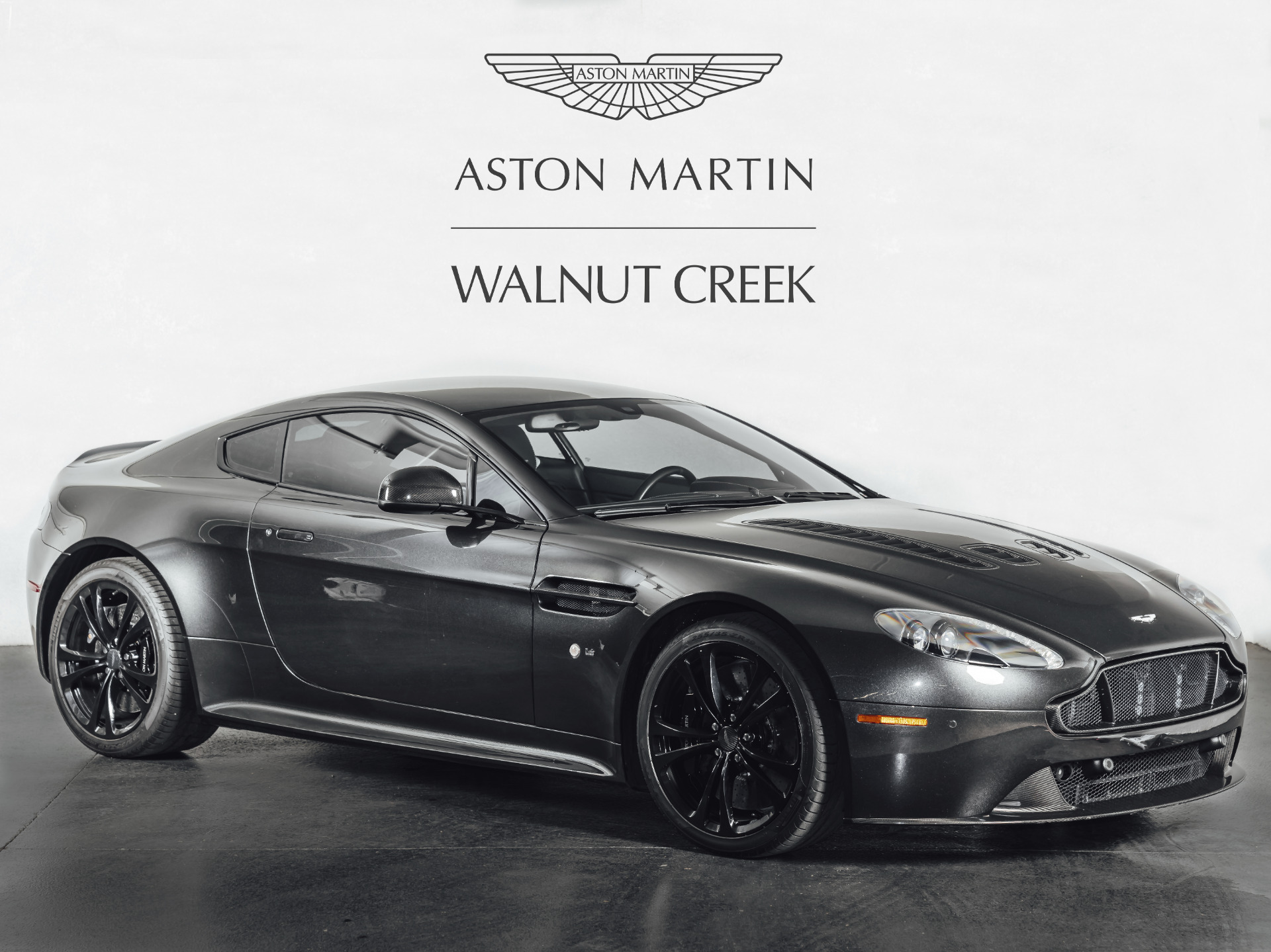 Used 2015 Aston Martin V12 Vantage S For Sale Sold The Luxury Collection Walnut Creek Stock Fwc1372