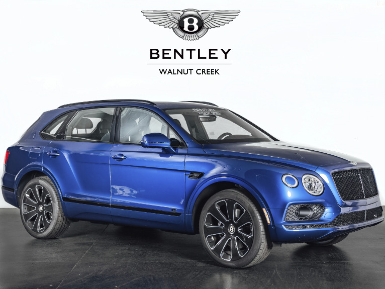 New 2020 Bentley Bentayga V8 for sale $220,570 at The Luxury Collection Walnut Creek in Walnut Creek CA