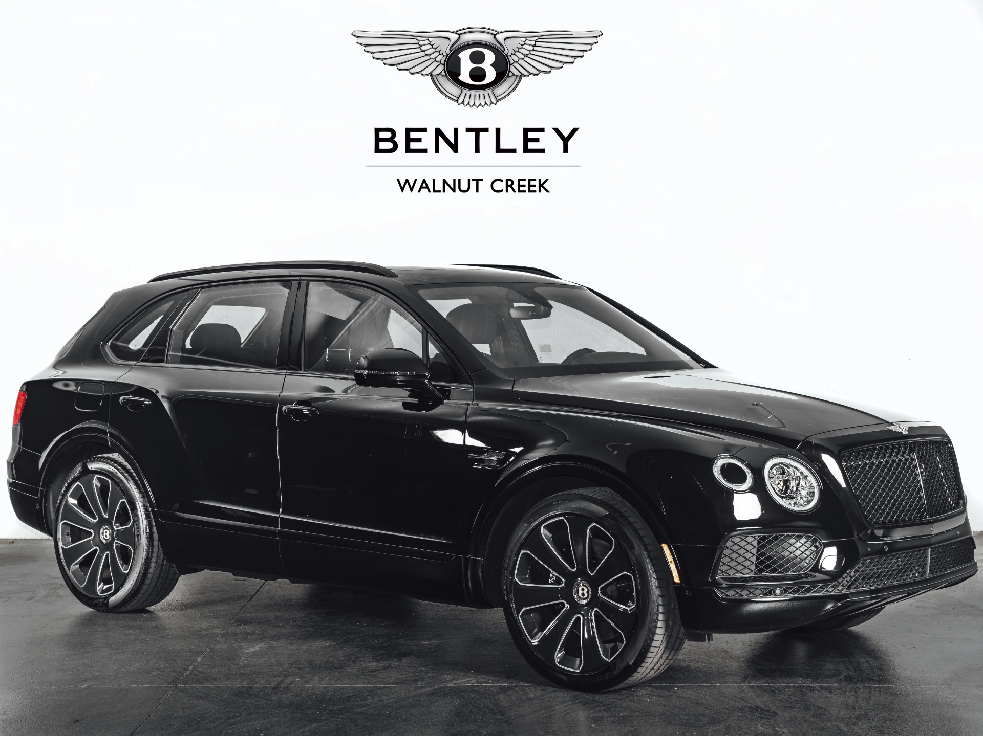 New 2020 Bentley Bentayga V8 For Sale Sold The Luxury Collection Walnut Creek Stock B203