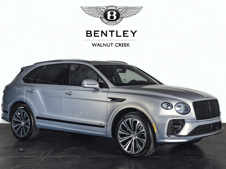 New 2021 Bentley Bentayga V8 for sale $244,365 at The Luxury Collection Walnut Creek in Walnut Creek CA
