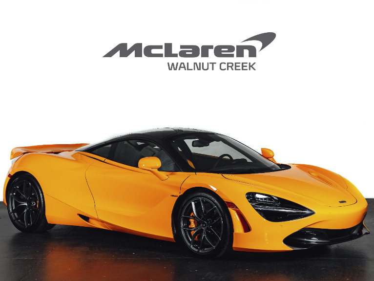 New 2020 McLaren 720S for sale $326,780 at The Luxury Collection Walnut Creek in Walnut Creek CA