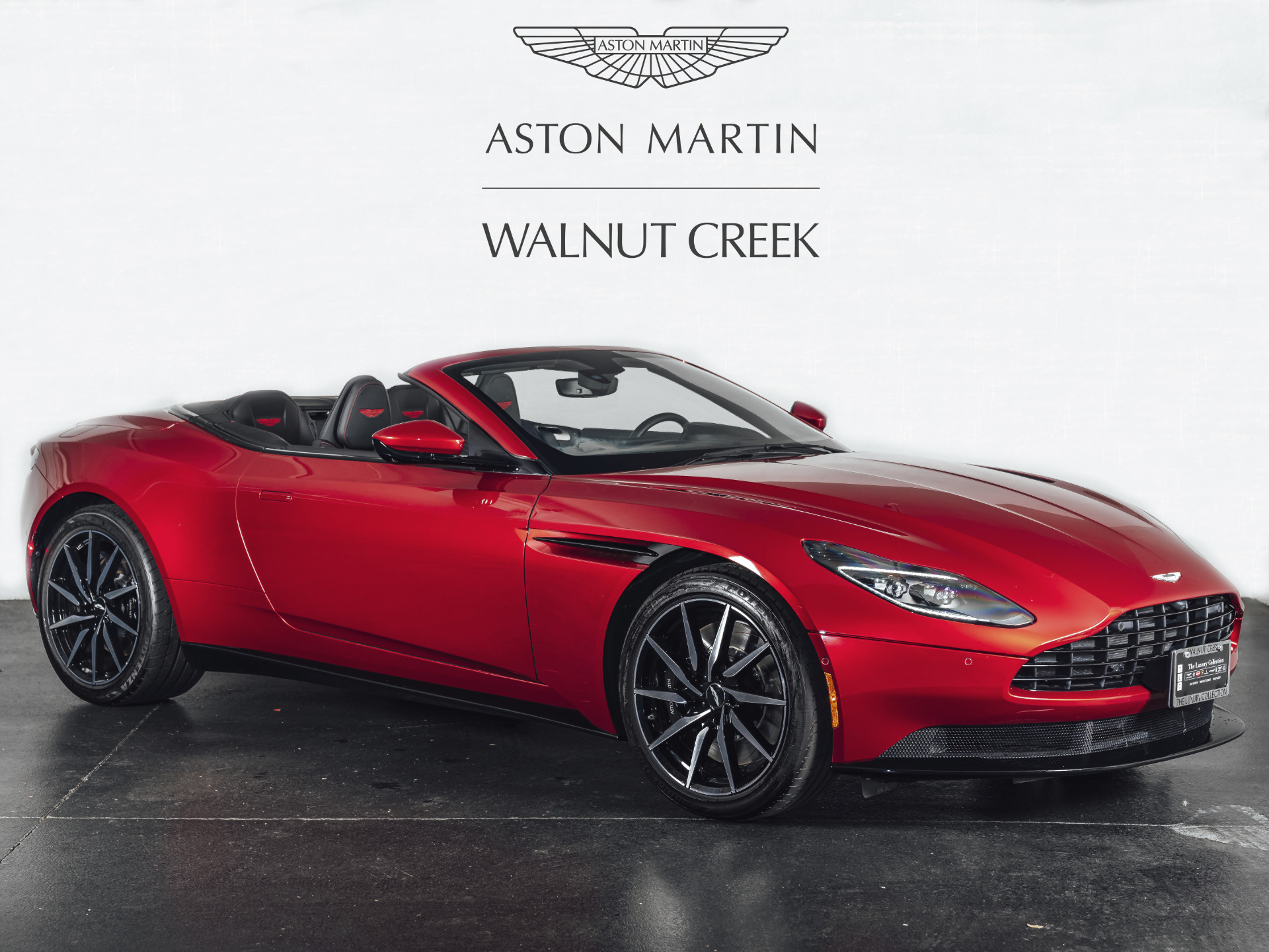 New 2020 Aston Martin Db11 Volante For Sale Sold The Luxury Collection Walnut Creek Stock Aml036