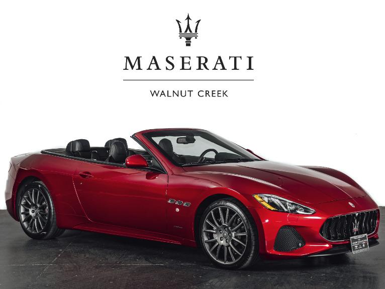 New 2019 Maserati GranTurismo for sale $119,950 at The Luxury Collection Walnut Creek in Walnut Creek CA