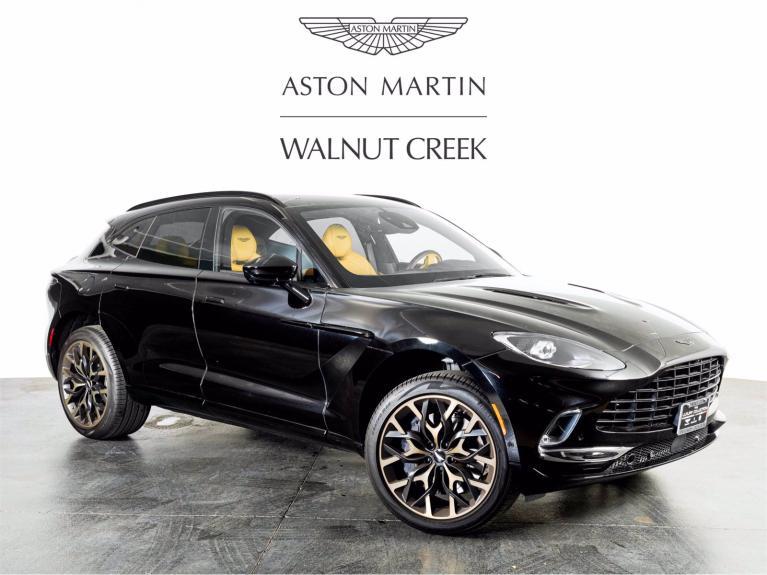 New 2021 Aston Martin DBX SUV for sale $218,686 at The Luxury Collection Walnut Creek in Walnut Creek CA