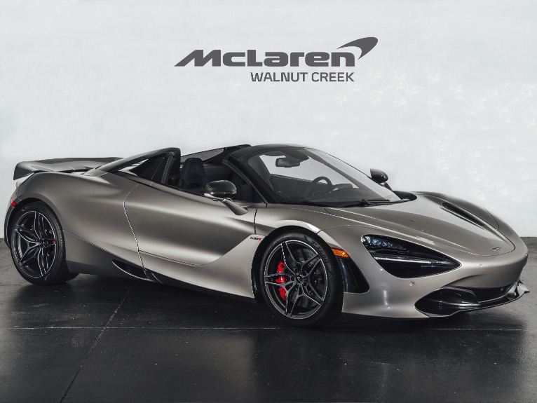 New 2020 McLaren 720S Performance for sale $376,360 at The Luxury Collection Walnut Creek in Walnut Creek CA