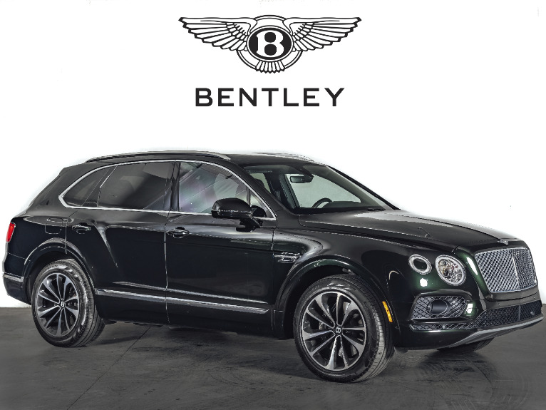 Used 2017 Bentley Bentayga W12 for sale $139,950 at The Luxury Collection Walnut Creek in Walnut Creek CA
