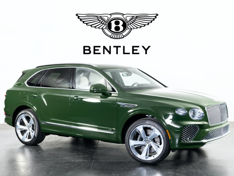 New 2021 Bentley Bentayga V8 for sale $210,825 at The Luxury Collection Walnut Creek in Walnut Creek CA