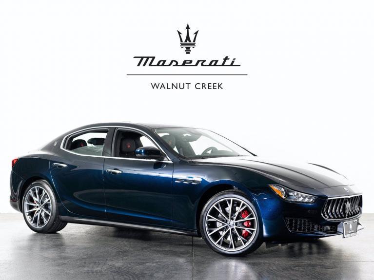 New 2021 Maserati Ghibli S for sale $91,605 at The Luxury Collection Walnut Creek in Walnut Creek CA