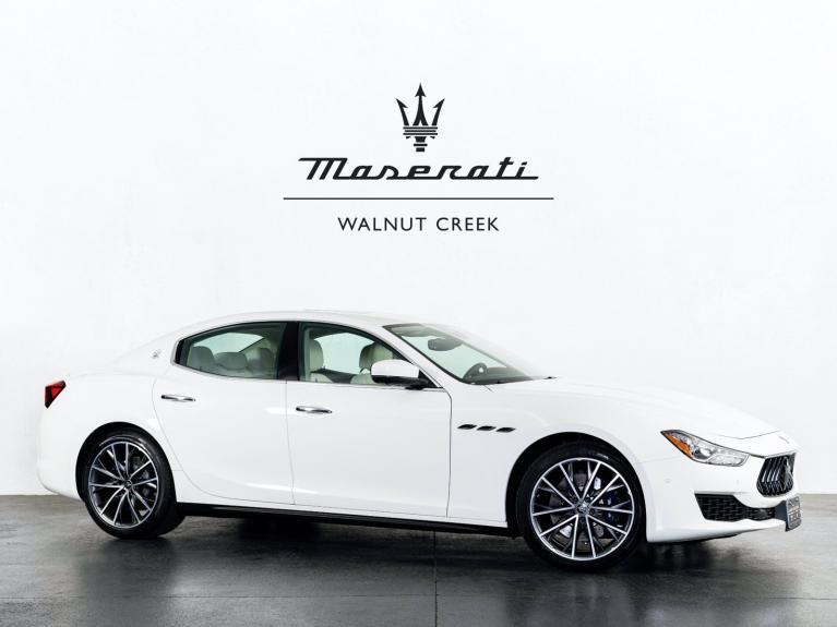 New 2021 Maserati Ghibli S for sale $89,604 at The Luxury Collection Walnut Creek in Walnut Creek CA