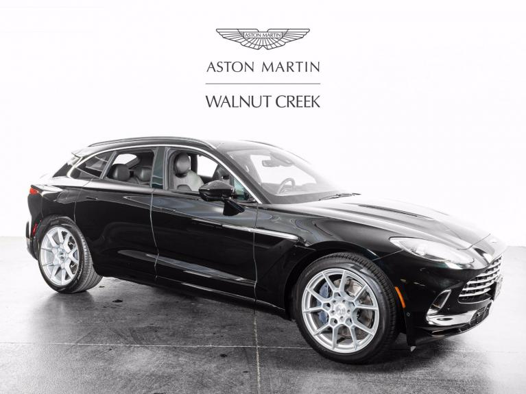 New 2021 Aston Martin DBX for sale $179,896 at The Luxury Collection Walnut Creek in Walnut Creek CA