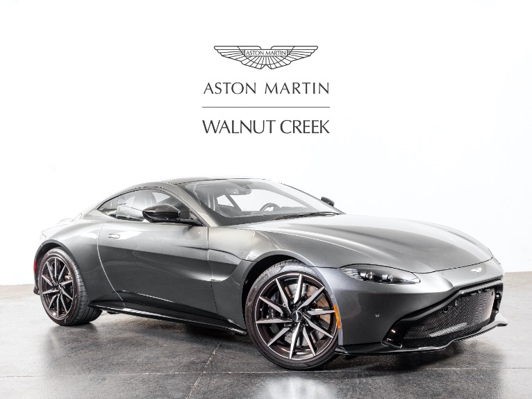 Used 2019 Aston Martin Vantage Coupe for sale $119,955 at The Luxury Collection Walnut Creek in Walnut Creek CA