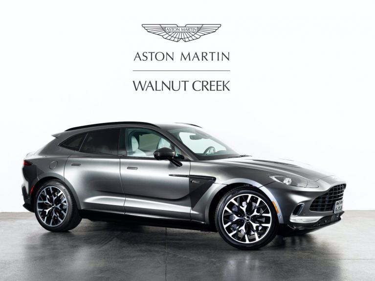 New 2021 Aston Martin DBX for sale $220,486 at The Luxury Collection Walnut Creek in Walnut Creek CA