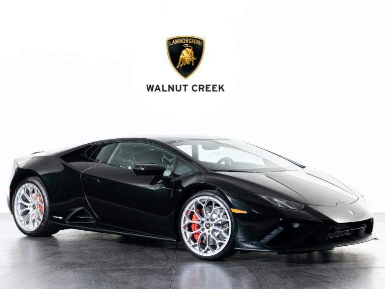 New 2021 Lamborghini Huracan EVO for sale $247,416 at The Luxury Collection Walnut Creek in Walnut Creek CA