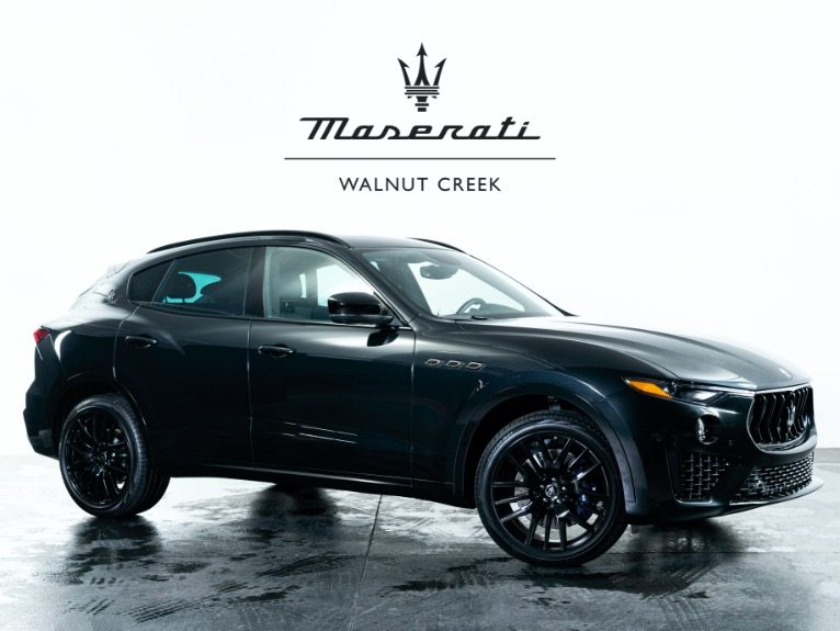 New 2021 Maserati Levante S for sale $99,539 at The Luxury Collection Walnut Creek in Walnut Creek CA