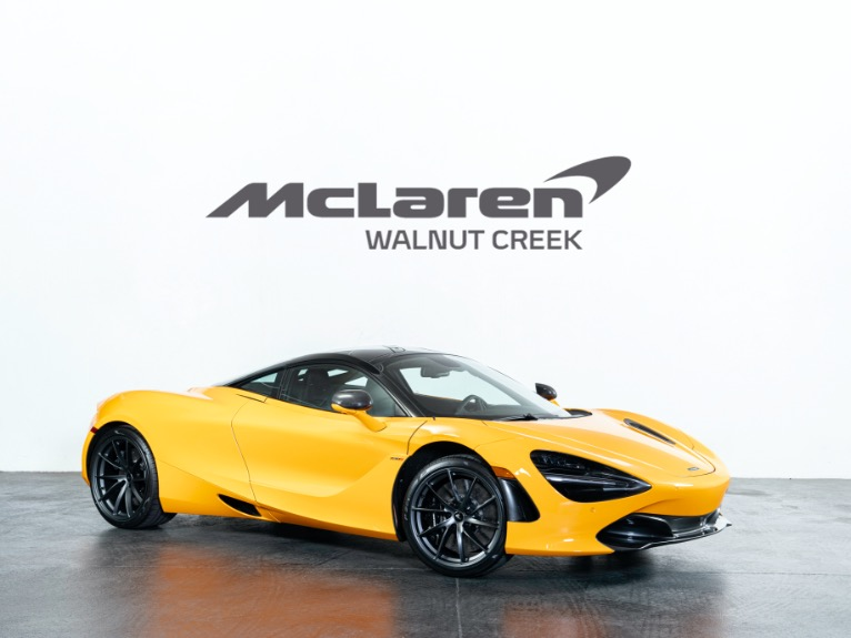 New 2021 McLaren 720S for sale $332,130 at The Luxury Collection Walnut Creek in Walnut Creek CA