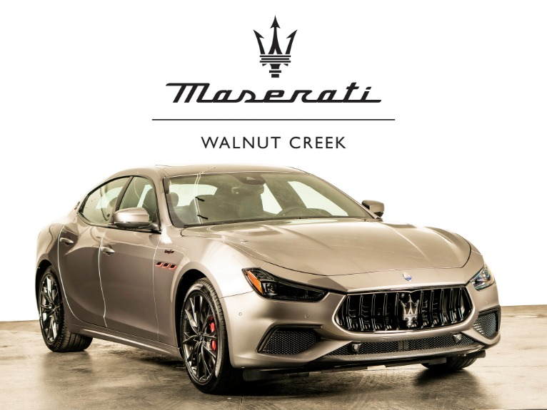 New 2021 Maserati Ghibli Trofeo for sale $116,985 at The Luxury Collection Walnut Creek in Walnut Creek CA