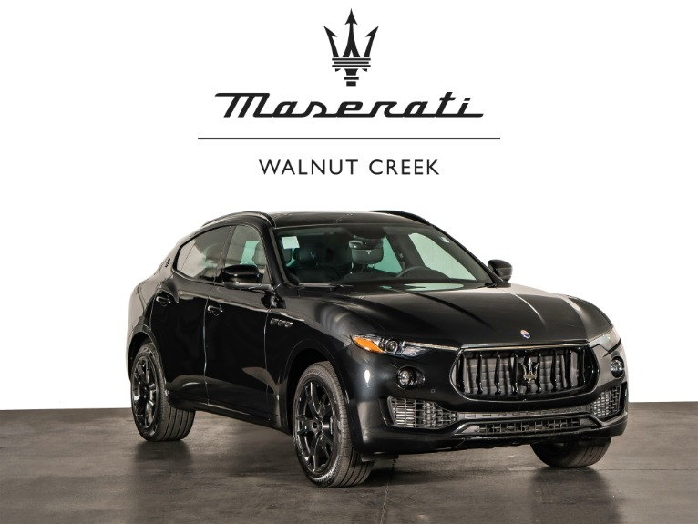 New 2021 Maserati Levante S for sale Call for price at The Luxury Collection Walnut Creek in Walnut Creek CA