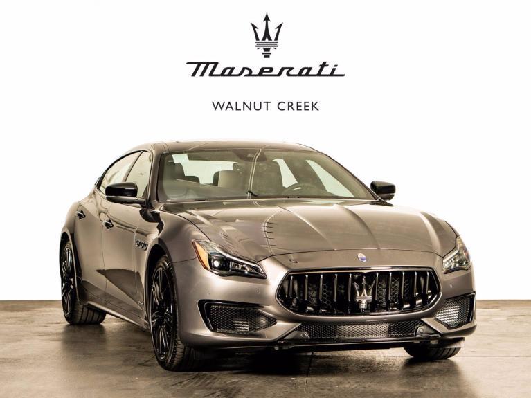 New 2021 Maserati Quattroporte S Q4 GranSport for sale $127,799 at The Luxury Collection Walnut Creek in Walnut Creek CA