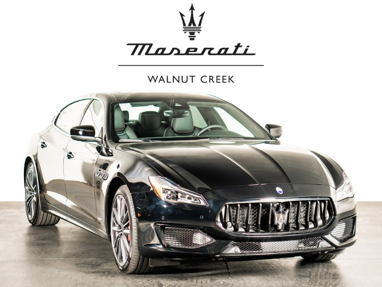 New 2021 Maserati Quattroporte S Q4 GranSport for sale Call for price at The Luxury Collection Walnut Creek in Walnut Creek CA