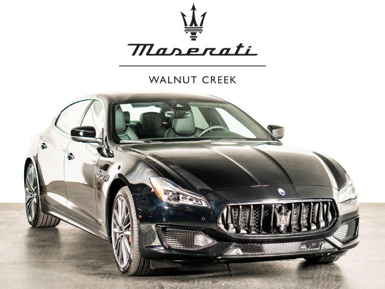 New 2021 Maserati Quattroporte S Q4 GranSport for sale $123,499 at The Luxury Collection Walnut Creek in Walnut Creek CA