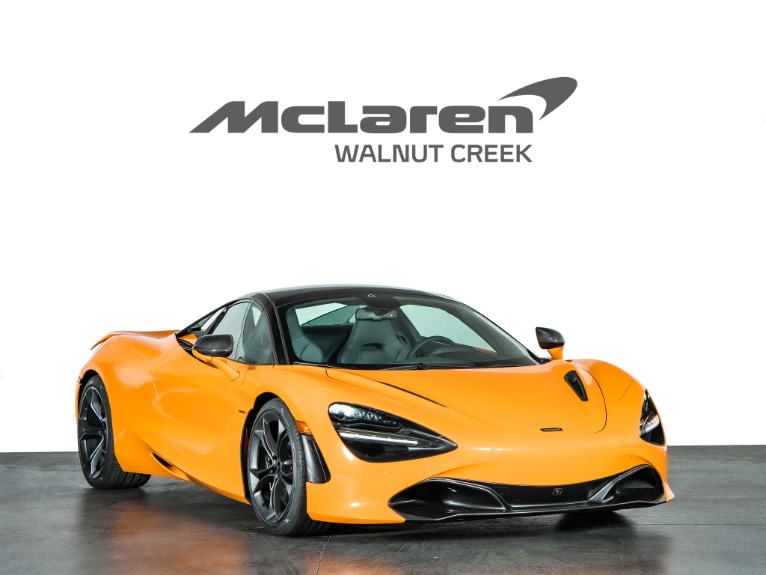 New 2021 McLaren 720S for sale $355,610 at The Luxury Collection Walnut Creek in Walnut Creek CA