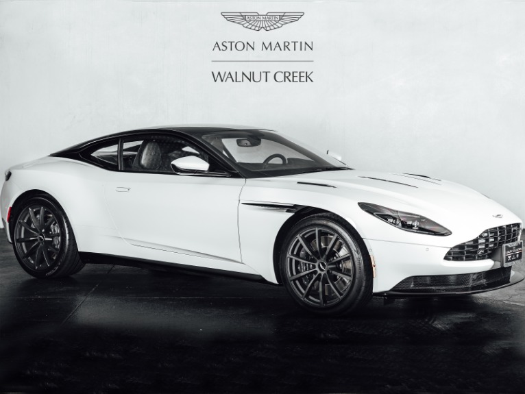Used 2019 Aston Martin DB11 AMR for sale $188,880 at The Luxury Collection Walnut Creek in Walnut Creek CA