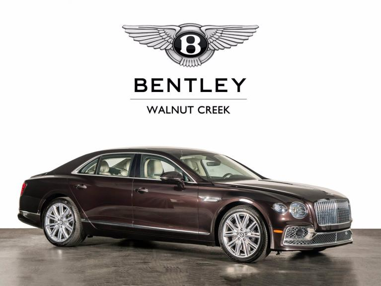 New 2021 Bentley Flying Spur V8 for sale $254,240 at The Luxury Collection Walnut Creek in Walnut Creek CA