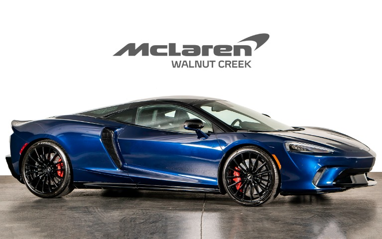 New 2021 McLaren GT for sale $213,005 at The Luxury Collection Walnut Creek in Walnut Creek CA