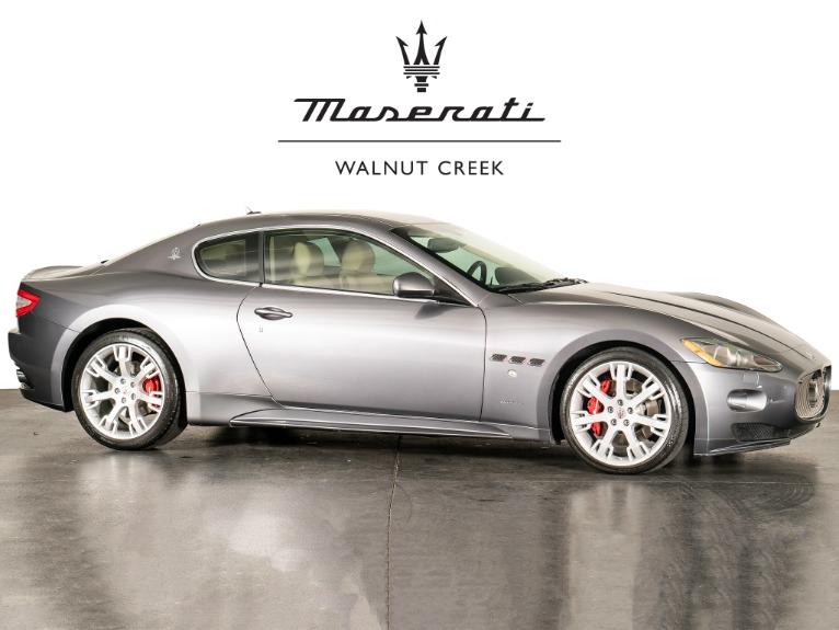 Used 2011 Maserati GranTurismo S for sale $38,250 at The Luxury Collection Walnut Creek in Walnut Creek CA