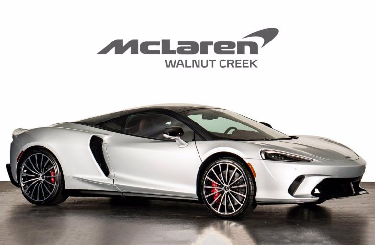 New 2021 McLaren GT for sale $212,505 at The Luxury Collection Walnut Creek in Walnut Creek CA