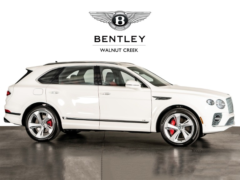 New 2021 Bentley Bentayga V8 for sale $223,340 at The Luxury Collection Walnut Creek in Walnut Creek CA