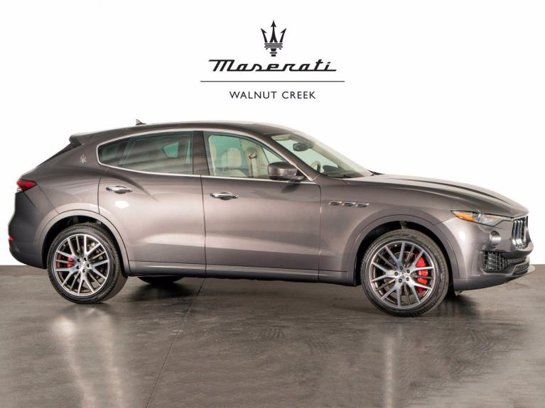 New 2021 Maserati Levante S for sale $102,149 at The Luxury Collection Walnut Creek in Walnut Creek CA