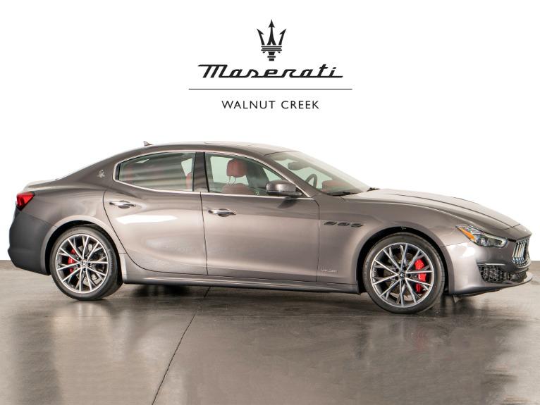 New 2021 Maserati Ghibli S Q4 GranLusso for sale $98,255 at The Luxury Collection Walnut Creek in Walnut Creek CA
