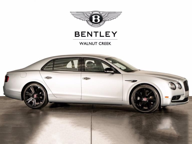 Used 2018 Bentley Flying Spur V8 for sale $127,950 at The Luxury Collection Walnut Creek in Walnut Creek CA
