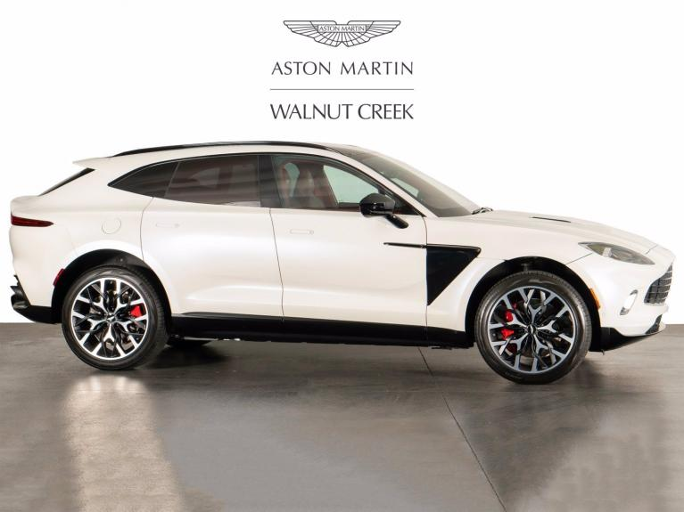 New 2021 Aston Martin DBX for sale $231,186 at The Luxury Collection Walnut Creek in Walnut Creek CA