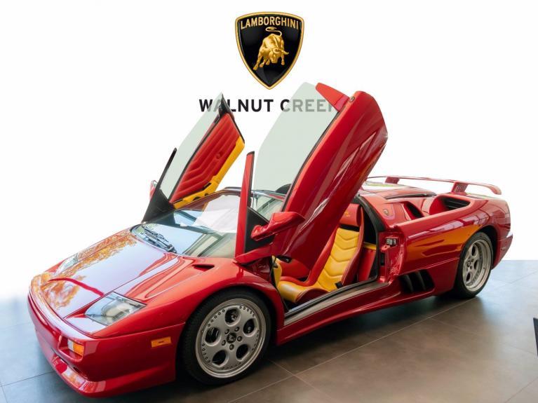 Used 1999 Lamborghini Diablo VT for sale $485,000 at The Luxury Collection Walnut Creek in Walnut Creek CA