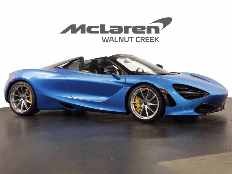 New 2021 McLaren 720S Performance for sale $360,300 at The Luxury Collection Walnut Creek in Walnut Creek CA