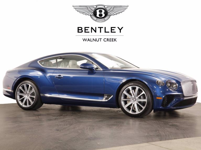 New 2022 Bentley Continental GT V8 for sale $253,670 at The Luxury Collection Walnut Creek in Walnut Creek CA
