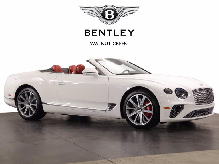New 2022 Bentley Continental GTC GT V8 Convertible for sale $274,910 at The Luxury Collection Walnut Creek in Walnut Creek CA