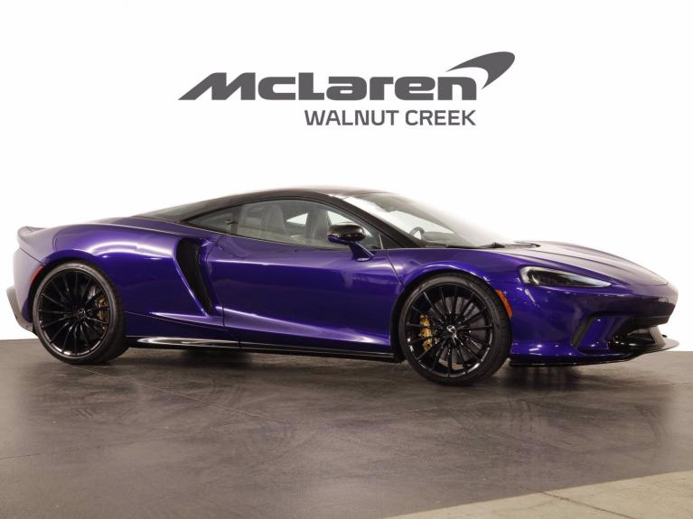 New 2021 McLaren GT for sale $223,515 at The Luxury Collection Walnut Creek in Walnut Creek CA