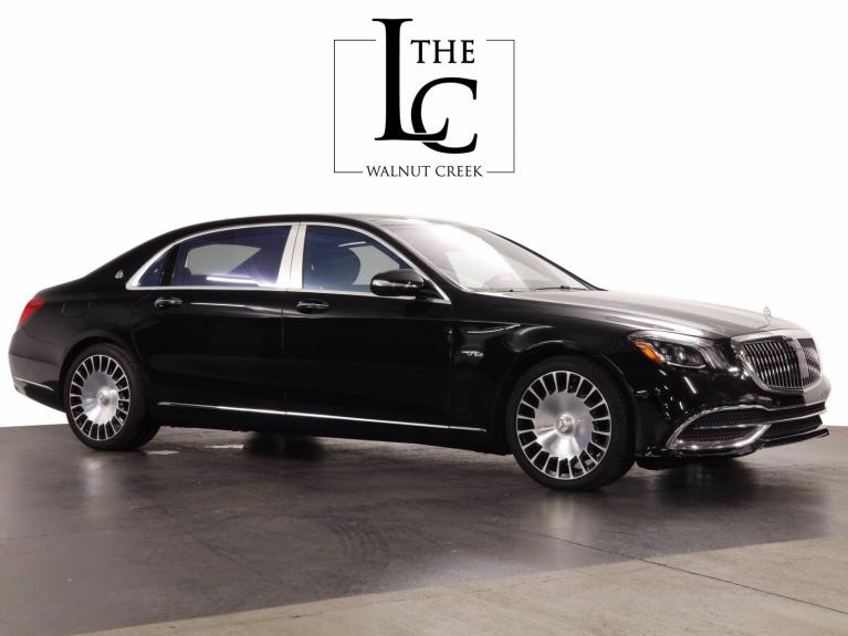 Used 2019 Mercedes-Benz S-Class Maybach S 650 for sale $169,950 at The Luxury Collection Walnut Creek in Walnut Creek CA