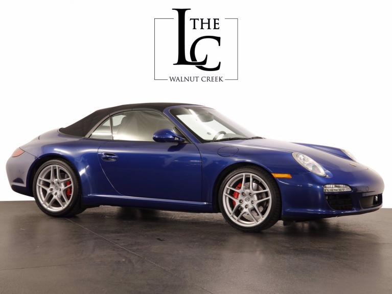 Used 2009 Porsche 911 Carrera S for sale $64,950 at The Luxury Collection Walnut Creek in Walnut Creek CA