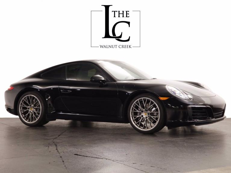 Used 2017 Porsche 911 for sale $99,981 at The Luxury Collection Walnut Creek in Walnut Creek CA