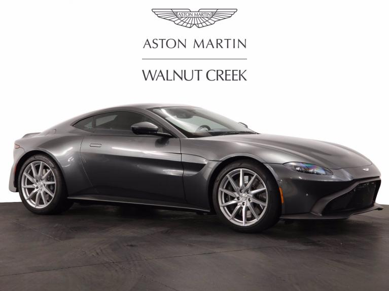 Used 2019 Aston Martin Vantage for sale $135,991 at The Luxury Collection Walnut Creek in Walnut Creek CA