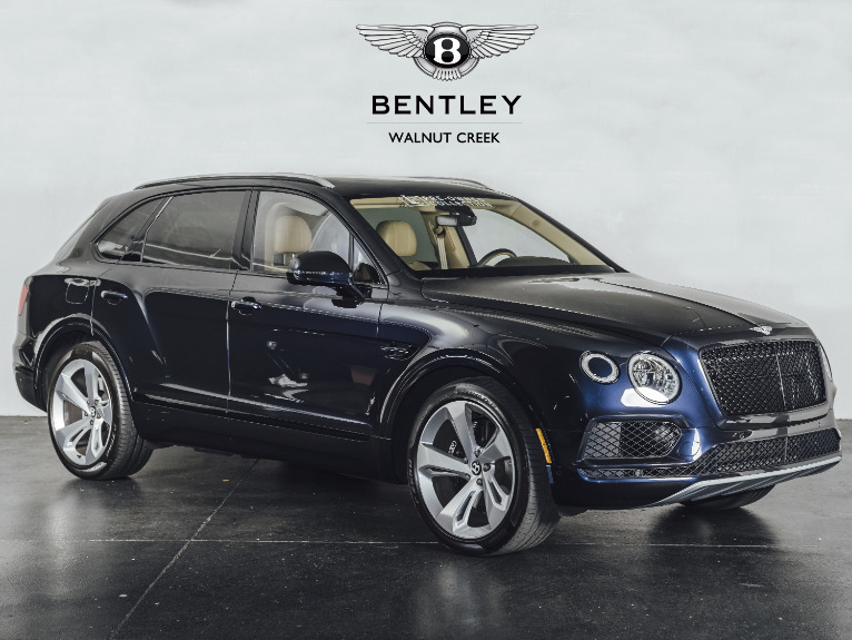 Used 2018 Bentley Bentayga W12 for sale $149,950 at The Luxury Collection Walnut Creek in Walnut Creek CA
